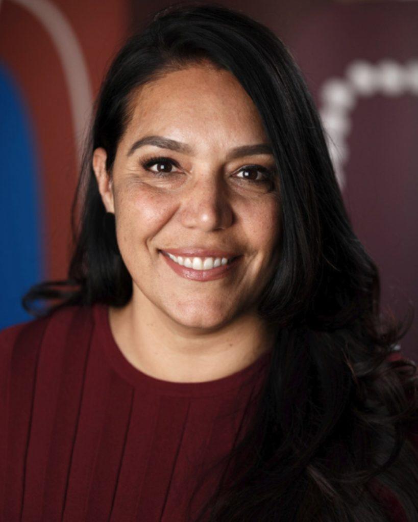 Janine Mohamed IGA Co-Chair