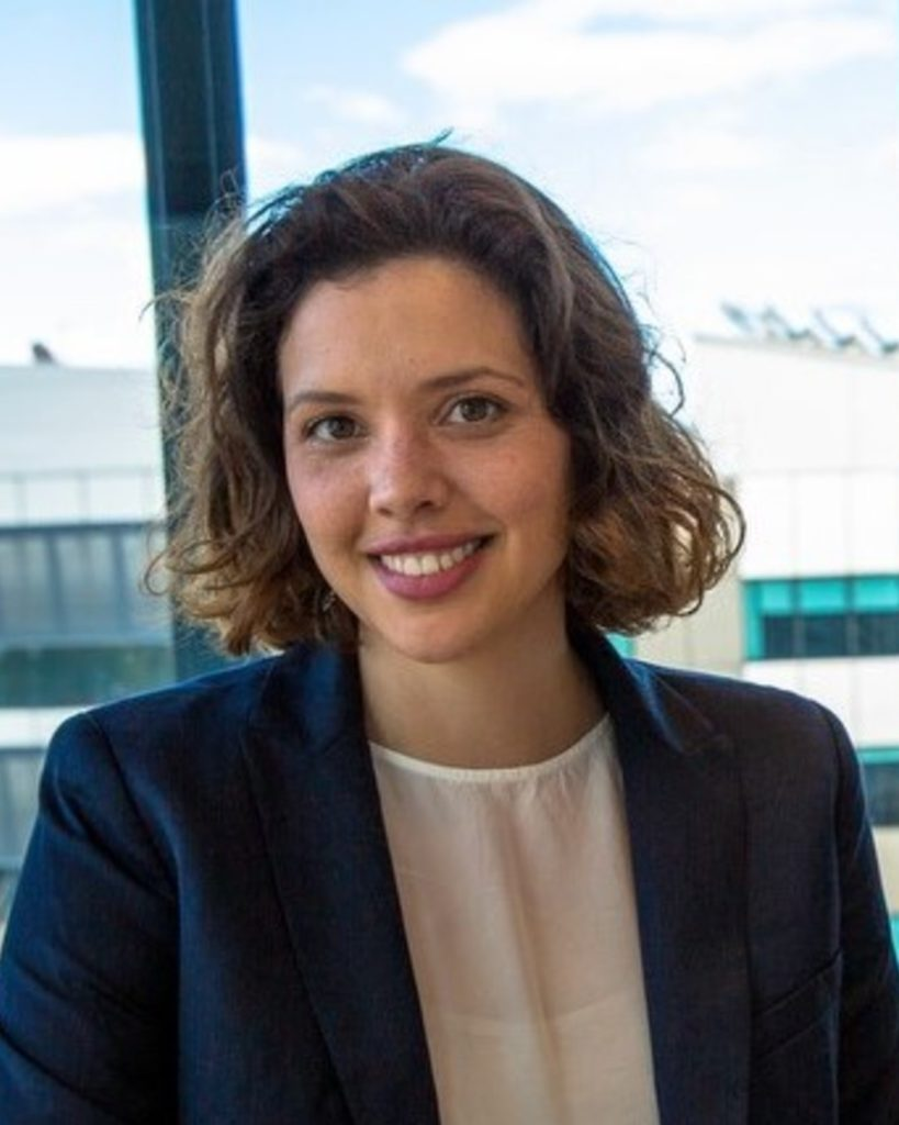Nadine Highfield - IGAs judge